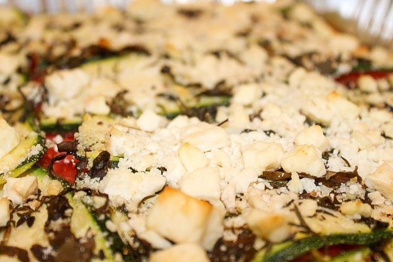 Tasty Vegetable Casserole Recipe