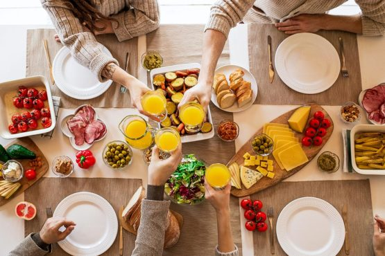 Time Flies – Get Your Family to the Table