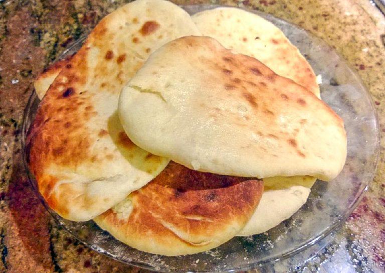 Naan Recipe – Best Flatbread Around