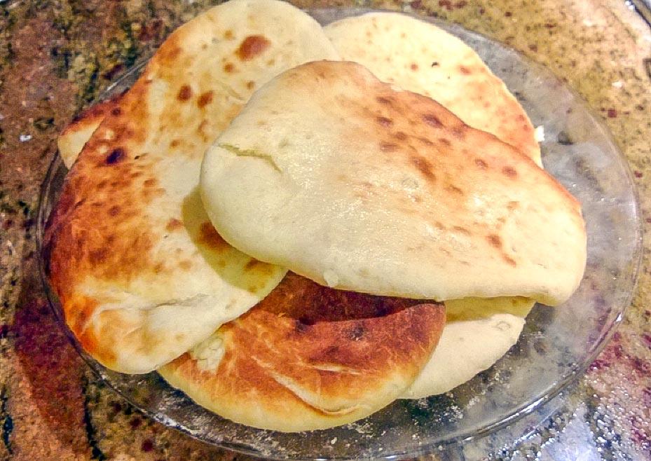 Naan Recipe - Best Flatbread Around